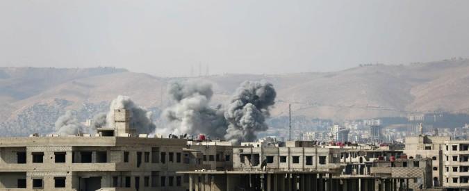 """Siria, l'Opac conferma: """"Probabilmente usato gas cloro in attacchi a Saraqeb"""""""