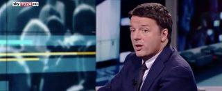 """Renzi ricorda il 1993, sulle monetine contro Craxi: """"Pagina indegna, immagine pessima e devastante del Paese"""""""