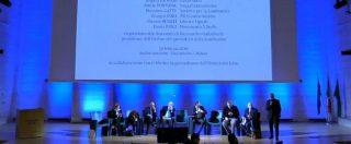 Lombardia, confronto tra i candidati governatori e l'Ordine dei giornalisti. Rivedi la diretta