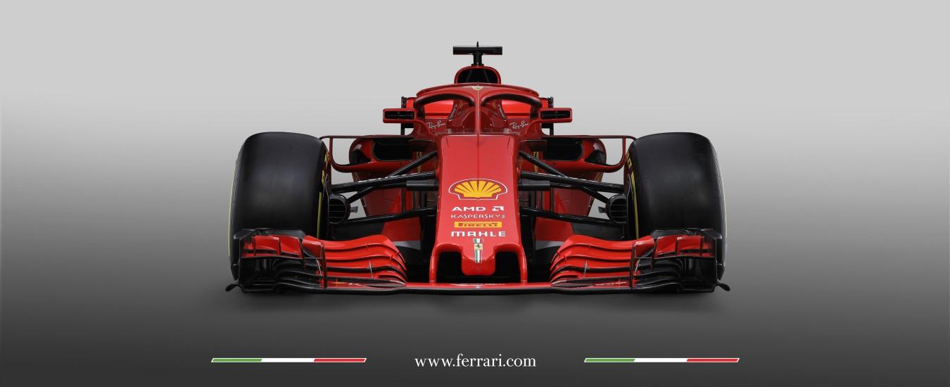 Nuova Ferrari SF71H, questione di passo