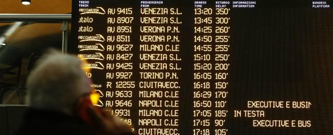 Sciopero dei treni 17 maggio 2019, disagi in tutta Italia. Frecce Trenitalia regolari, fasce di garanzia per i regionali