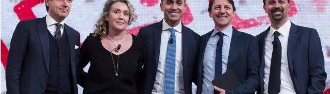 """Elezioni, Di Maio presenta altri 3 ministri del governo M5s. Gentiloni: """"Surreale"""". La replica: """"Pensa agli inciuci post voto"""""""