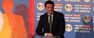"""Elezioni, Renzi vs Di Maio: """"Parla solo di poltrone. Ora ci chiede voti, ma è incapace"""". E rispolvera i sondaggi 2014"""