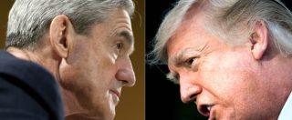 """Russiagate, """"Procuratore Mueller ai legali di Trump: 'Un interrogatorio è possibile"""