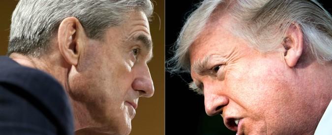 """Russiagate, """"Procuratore Mueller ai legali di Trump: 'Un interrogatorio è possibile'"""" Tycoon: 'Potrei usare poteri presidenziali'"""