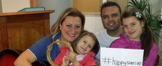 Bambine uccise a Cisterna di Latina: non fate il funerale senza la madre, vi prego