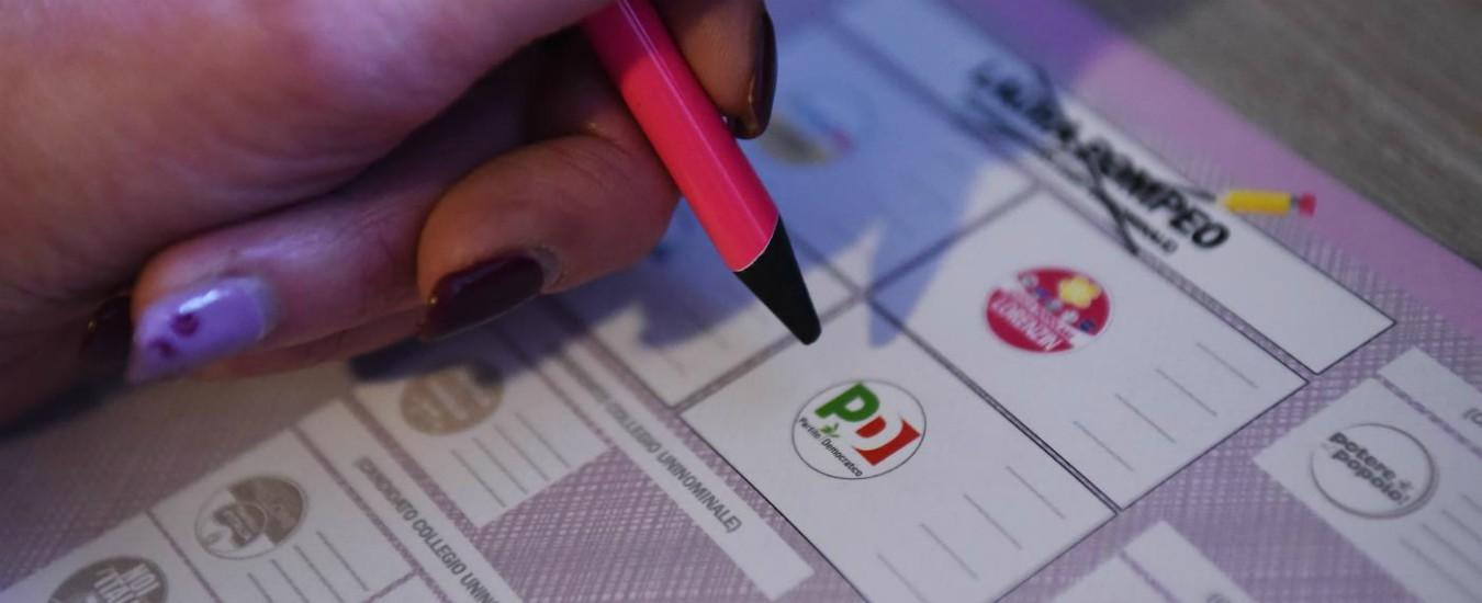 Non so ancora chi votare. C'è solo un particolare che può fare la differenza