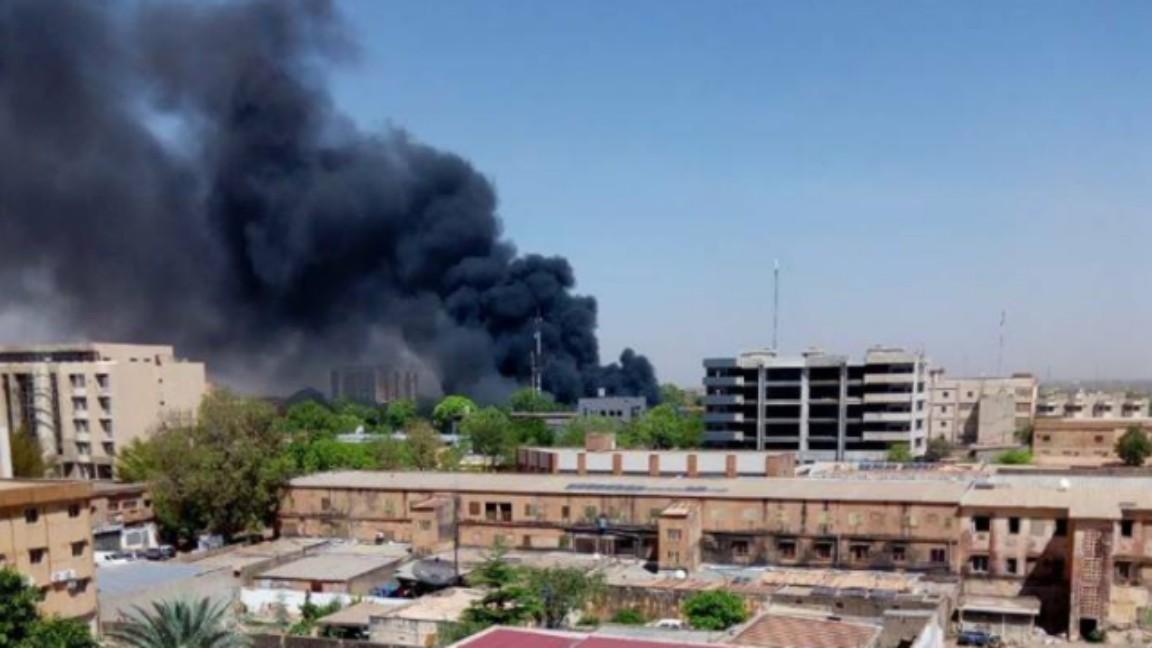 Burkina Faso, spari ed esplosioni nel centro della capitale