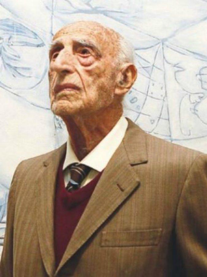Gillo Dorfles morto, teorico e critico d'arte tra i più influenti nel Dopoguerra