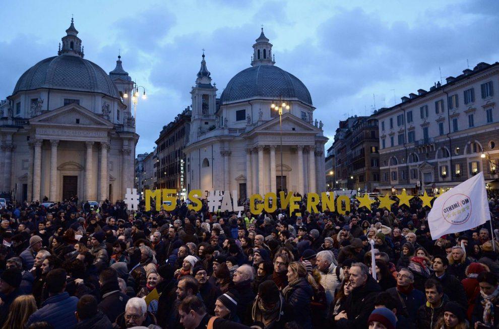 Movimento 5 Stelle: l'ultimo sussulto di Grillo