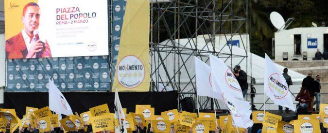 Elezioni 2018, vedo bene una coalizione di governo 5stelle con Fratelli d'Italia e Lega