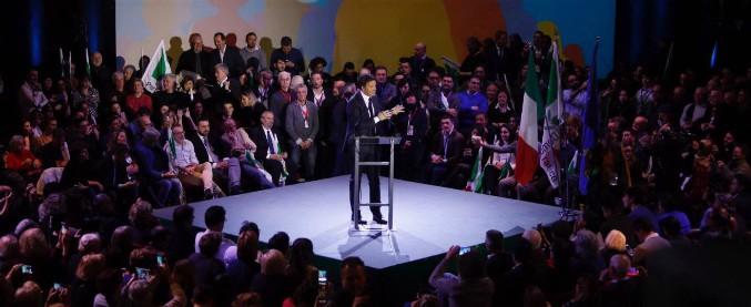 """Elezioni, Renzi chiude a Firenze: """"Meglio all'opposizione che alleato del M5s. Di Maio non avrà mai i nostri voti"""""""
