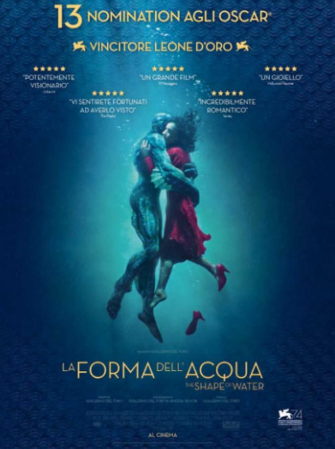Oscar 2018, la corsa per il miglior film: poche speranze per Guadagnino, se la giocano McDonagh e del Toro