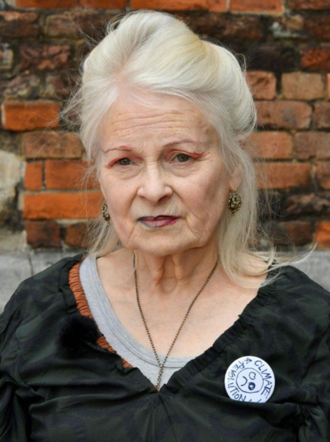 """Vivienne Westwood, il compagno stilista e le parole d'amore per la """"dama del punk"""": """"Mia collaboratrice, partner, amica, musa. Ti amerò per sempre"""""""
