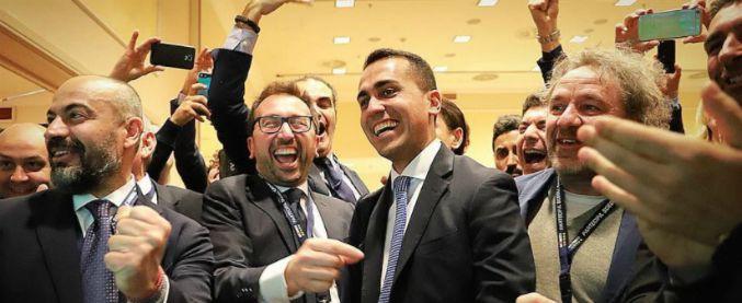 Image result for Il governo M5S e la Lega in Italia acquisiscono fiducia nel Senato