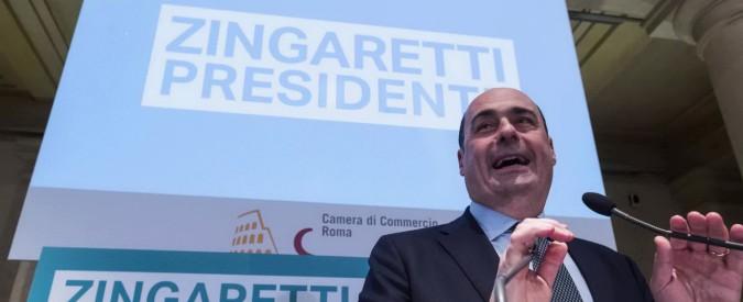 """Risultati Regionali Lazio, Zingaretti batte Parisi: """"Ora rigenerare il centrosinistra"""". Lombardi terza: """"Torno a fare la mamma"""""""