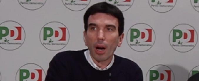 """Direzione Pd, la guida a Martina: """"M5s e Lega governino, noi all'opposizione"""". Ok alla mozione, ma le tensioni restano"""