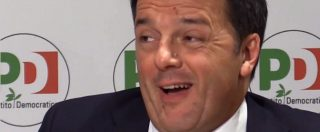 """Pd, Renzi inventa le dimissioni in differita: """"Me ne vado dopo la formazione del Governo"""" e accusa Mattarella"""