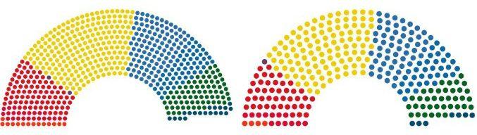 Risultati Elezioni 2018, ecco le liste dei parlamentari eletti alla Camera e al Senato