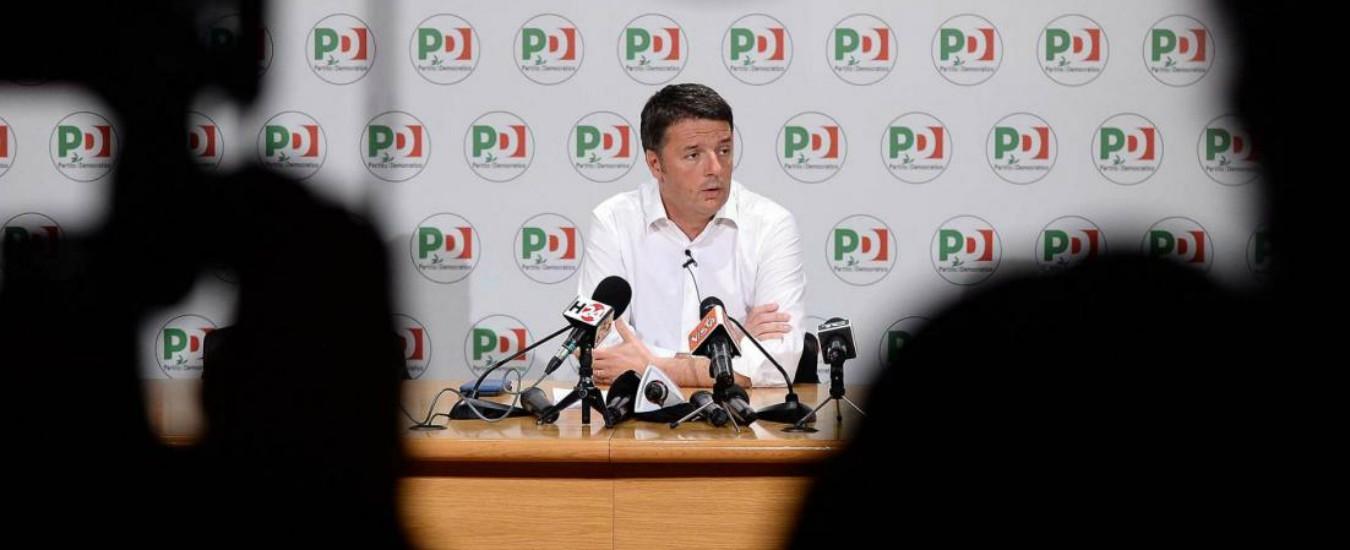 Ha ragione Renzi: il Pd ha perso e deve stare all'opposizione