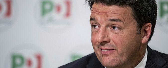 Le (non) dimissioni di Renzi, oggi tutti lo scaricano. Ma su questa sconfitta ho scommesso tre anni fa
