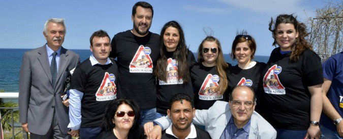 Elezioni 2018, Salvini sceglie la Calabria per andare in Parlamento. Con lui il segretario regionale Furgiele