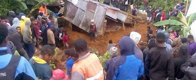 Terremoto in Papua Nuova Guinea: 100 morti, 500 feriti e tremila famiglie sfollate