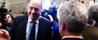 """Regionali Lazio, festeggia Zingaretti: """"Ora per il centrosinistra è il momento della rigenerazione"""""""