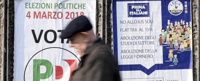 Elezioni 2018, la posta in gioco era mandare a casa Renzi e Berlusconi. Inutile ogni altro voto