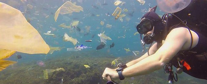 Plastica e rifiuti industriali ci circondano. Al Forum di Ischia ho avuto conferma delle mie denunce