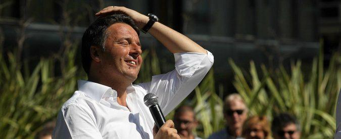 La nuova parola d'ordine di Renzi è 'Indietro'