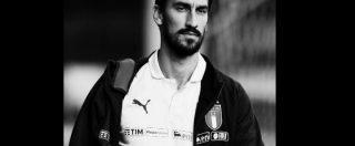 Morte di Davide Astori, da Buffon a Gattuso, il tributo del mondo del calcio al difensore della Fiorentina