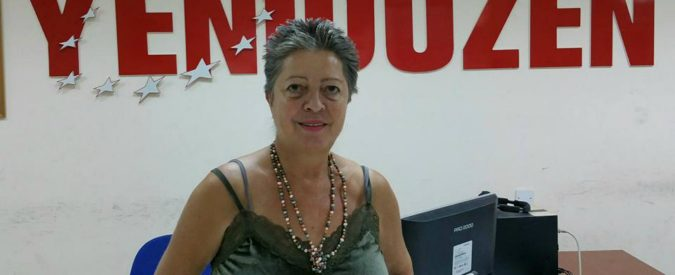 International Women's Day, here's Sevgul Uludag. A journalist who gives faces to cypriot desaparecidos