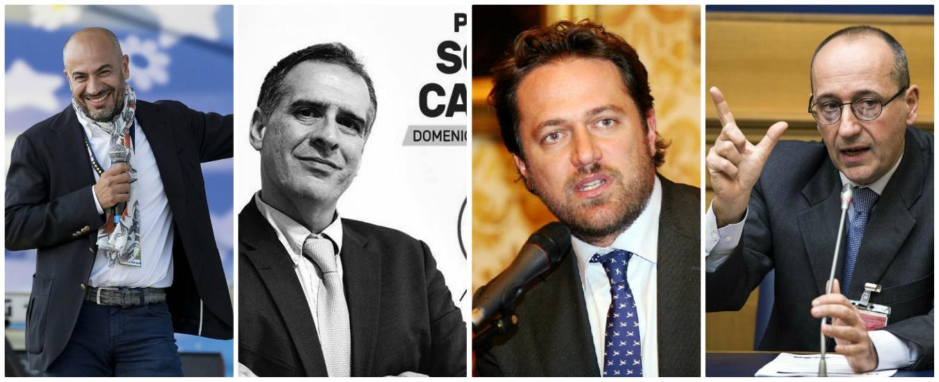 Elezioni 2018 – Paragone, Mor, Bagnai. Ecco i blogger de ilfattoquotidiano.it che sbarcano (in diversi partiti) in Parlamento
