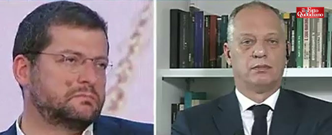 """Il Fatto Quotidiano: Elezioni, Gomez a Romano: """"Se si va di nuovo al voto, lei, come il 50% di suoi colleghi, in Parlamento non ci sarà più"""" - m5stelle.com - notizie m5s"""