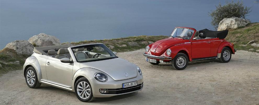 Il Maggiolino Volkswagen va in pensione, al suo posto si produrrà un'elettrica