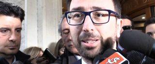 """M5s, Bonafede: """"Governo con Pd o Lega? Apertura sui temi a tutte le forze politiche, nessuna esclusa"""""""