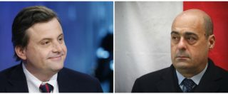 """Pd, Zingaretti si candida segretario. Calenda per ora no ma rilancia: """"M5s faccia un governo. Dura due mesi"""""""