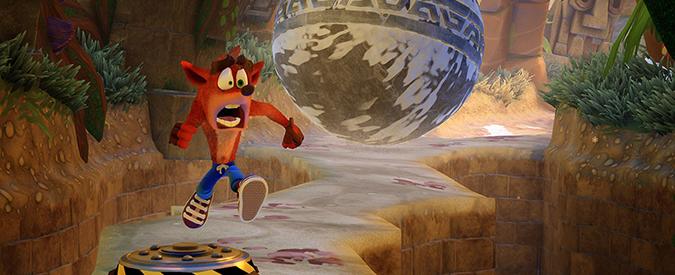 Crash Bandicoot N. Sane Trilogy arriverà a luglio su Switch, Xbox One e PC