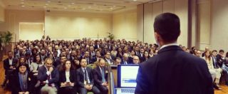 """M5s, riunione dei neo-eletti a Roma. Di Maio: """"Andremo al governo, devono passare da noi"""". E annuncia i capigruppo"""