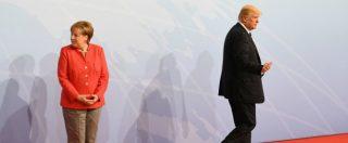 """Dazi, Ue e Usa verso guerra commerciale. Germania e Francia: """"Decisione di Trump illegale, ci esenti o reagiremo"""""""