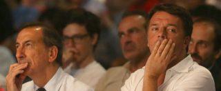 """Crisi Pd, Sala contro Renzi: """"Ha governato con Verdini e ora parla di inciuci? Boschi sottosegretaria fu una provocazione"""""""