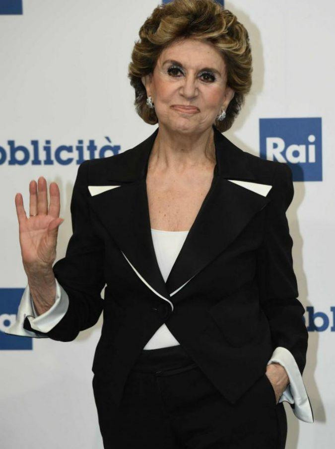 """Franca Leosini: """"Ho pianto un quarto d'ora dopo la puntata con Mary Patrizio che uccise il figlio di 5 mesi affogandolo nella vasca"""""""