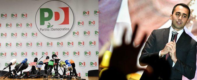 Elezioni 2018, perché il Pd deve allearsi con il M5s