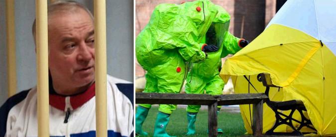 Ex spia russa avvelenata, che cos'è e come funziona il gas nervino Novichok usato contro Skripal