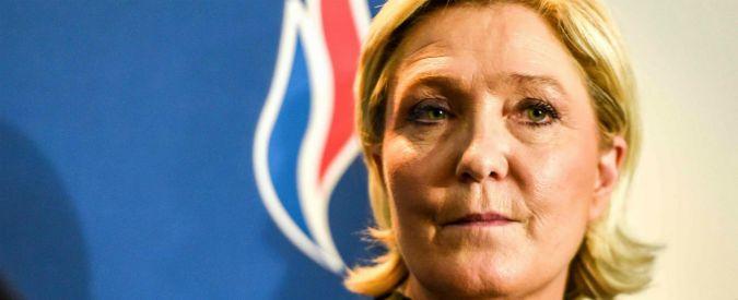 Francia, Marine Le Pen ancora presidente del Front National chiude congresso salutando Matteo Salvini