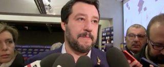 """Elezioni, Salvini: """"Presidenza Camera e Senato? No, voglio il Governo. Lavoriamo a Def, Flat tax e cancellazione Fornero"""""""