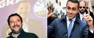 """Governo, Di Maio e Salvini: gara di appelli. """"Esecutivo a servizio della gente"""". """"Di tutto per rispettare mandato"""""""