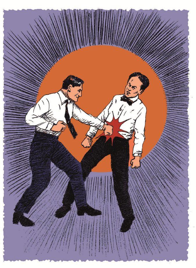 Harry Houdini spinse il corpo a limiti più estremi