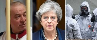 """Ex spia russa avvelenata, Theresa May: """"È probabile che siano stati i russi"""". Mosca: """"Il suo è stato uno show da circo"""""""